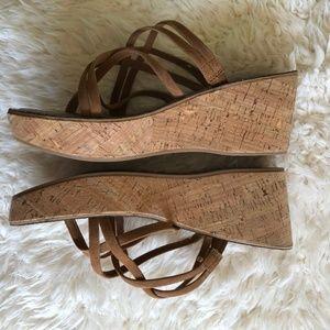 cecfd23fc57 Sam Edelman Shoes - NIB Sam Edelman Randy Suede Platform Sandal Wedge